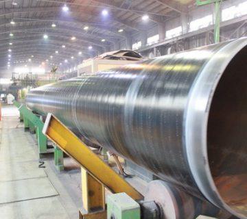 کارخانه صنایع لوله سازی اهواز