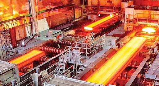 کارخانجات فولاد نقش