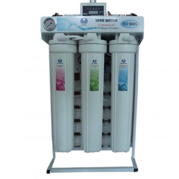 آب شیرین کن نیمه صنعتی